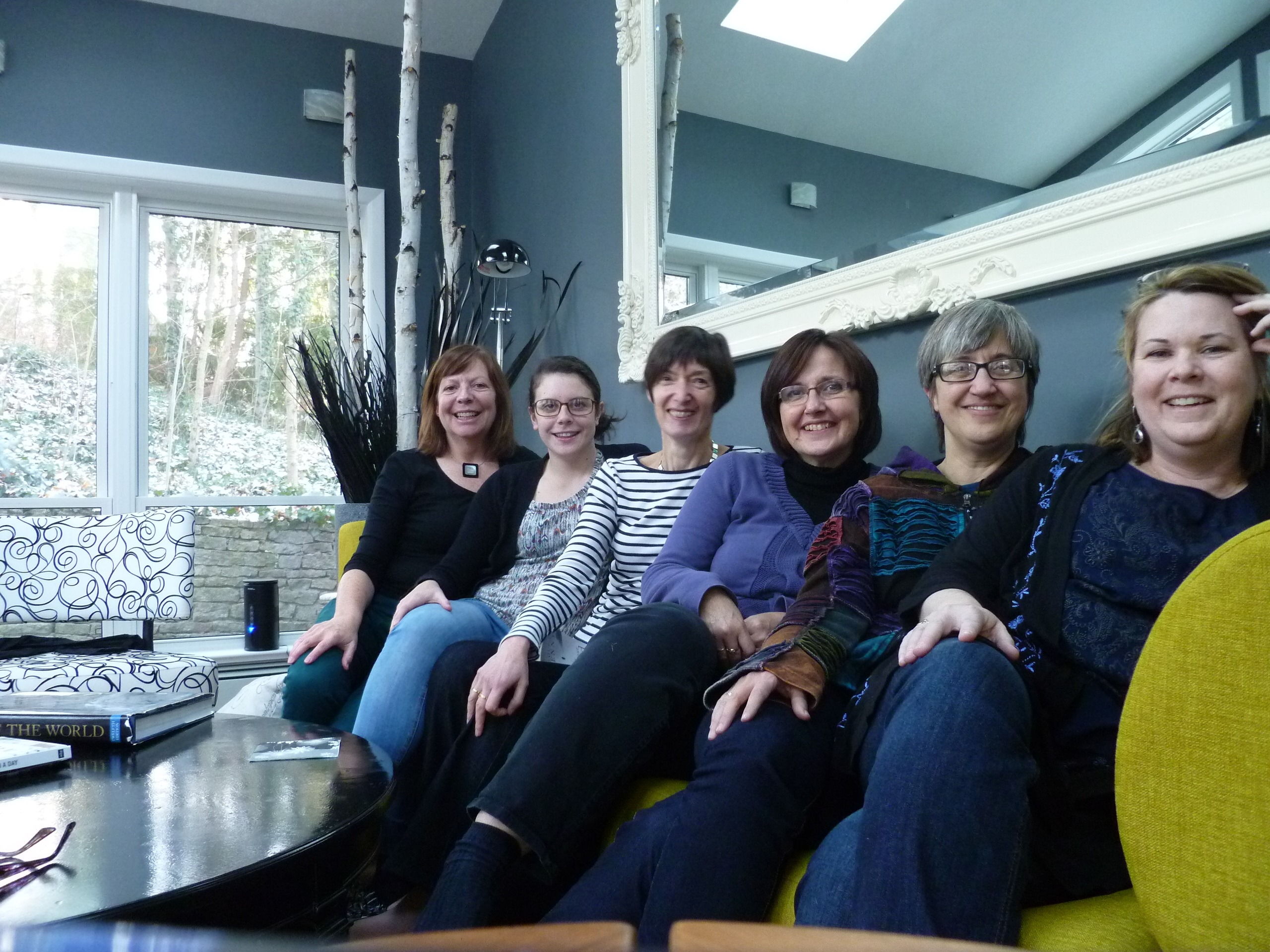Not Just Chick Lit Book Club