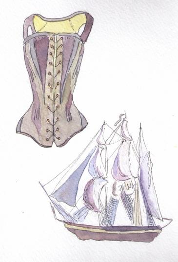 Jane Franklin's corset and the lost ship Erebus 300 dpi