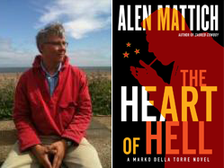 "Alen Mattich, Author of ""The Heart of Hell"""