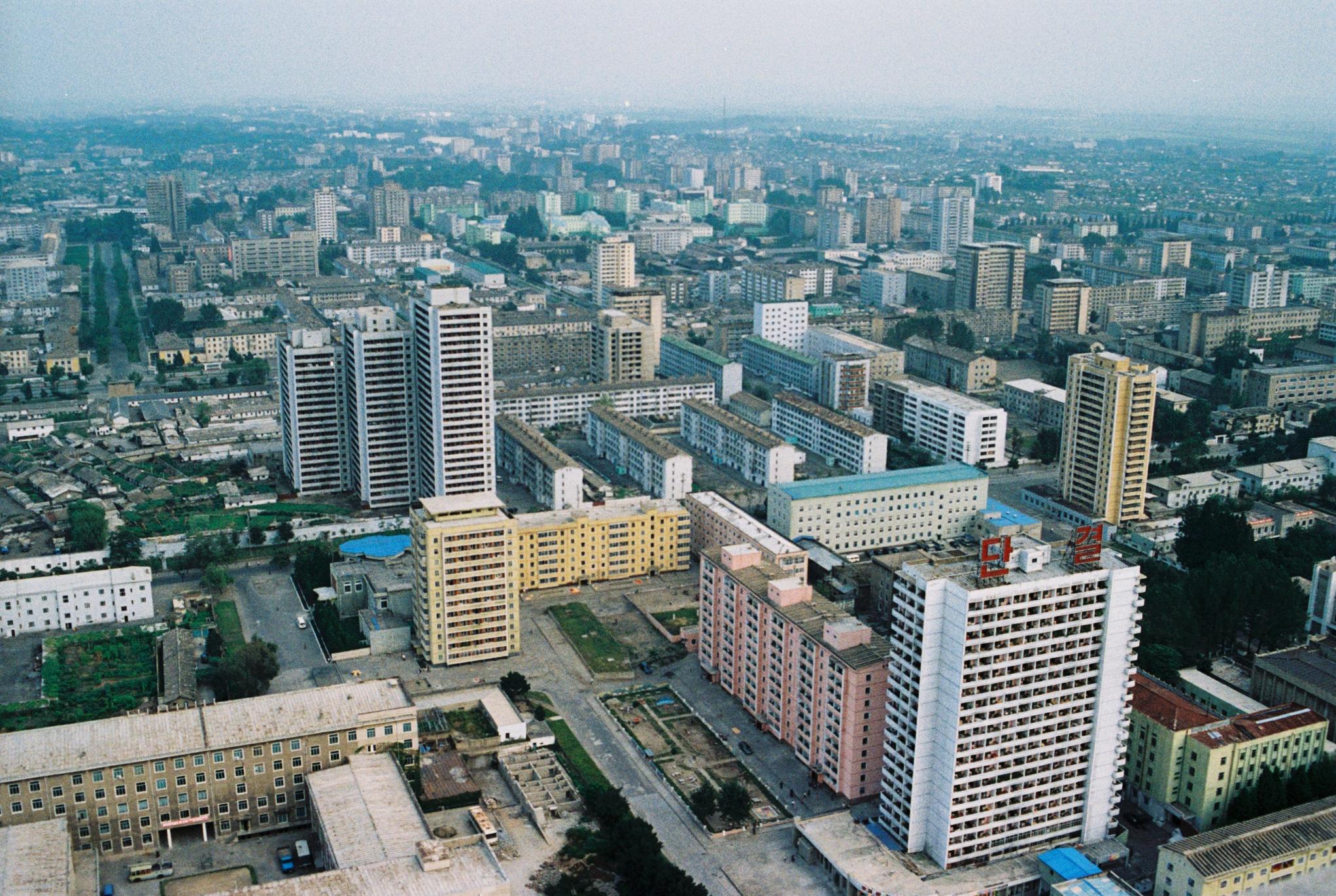 View Pyonyang