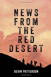 Kevin Patterson News From The Red Desert
