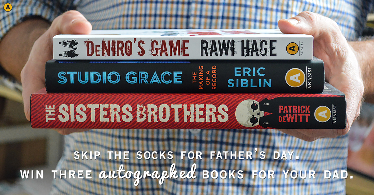 House of Anansi Father's Day Contest
