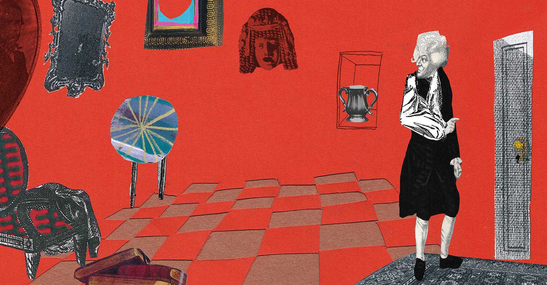 Undermajordomo Minor by Patrick DeWitt / Animation by Joanna Neborsky