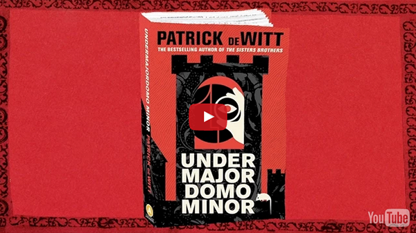 Undermajordomo Minor by Patrick DeWitt Book Trailer