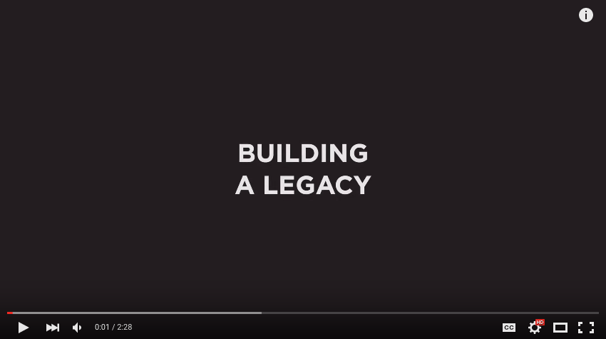 Building a Legacy with Teva Harrison