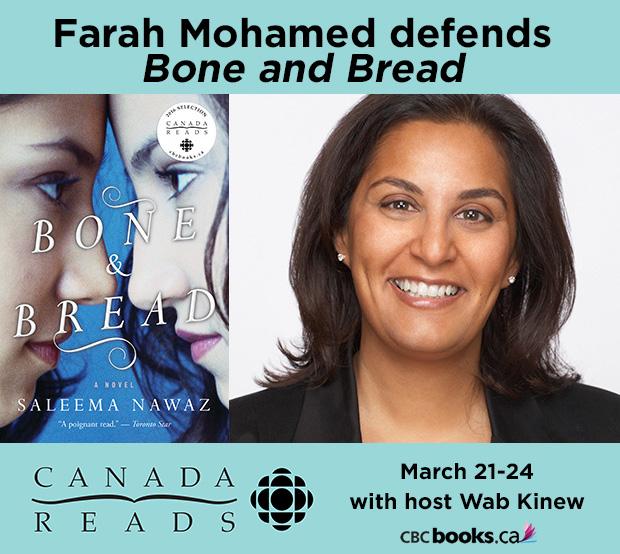Farah Mohamed defends Bone & Bread