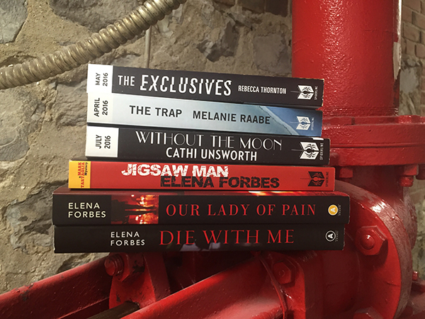 Women in Crime Fiction by House of Anansi