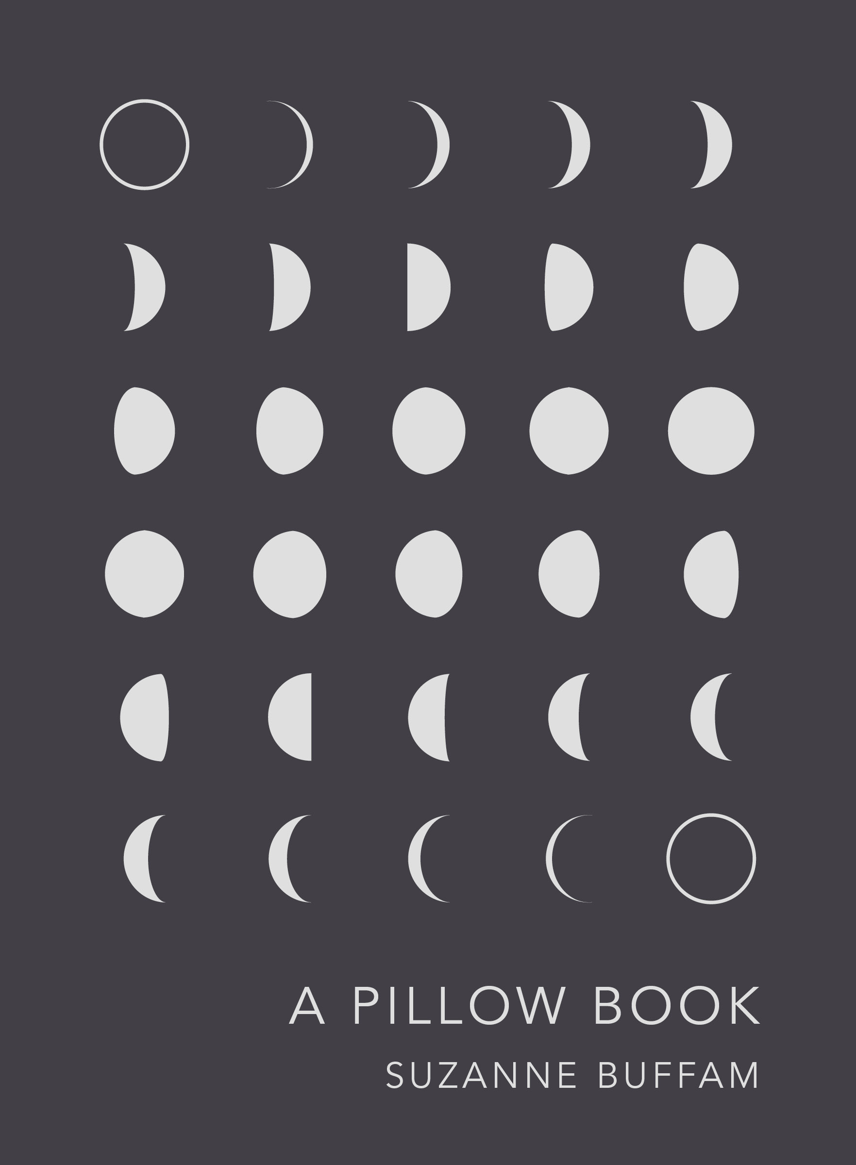 A Pillow Book by Suzanne Buffam