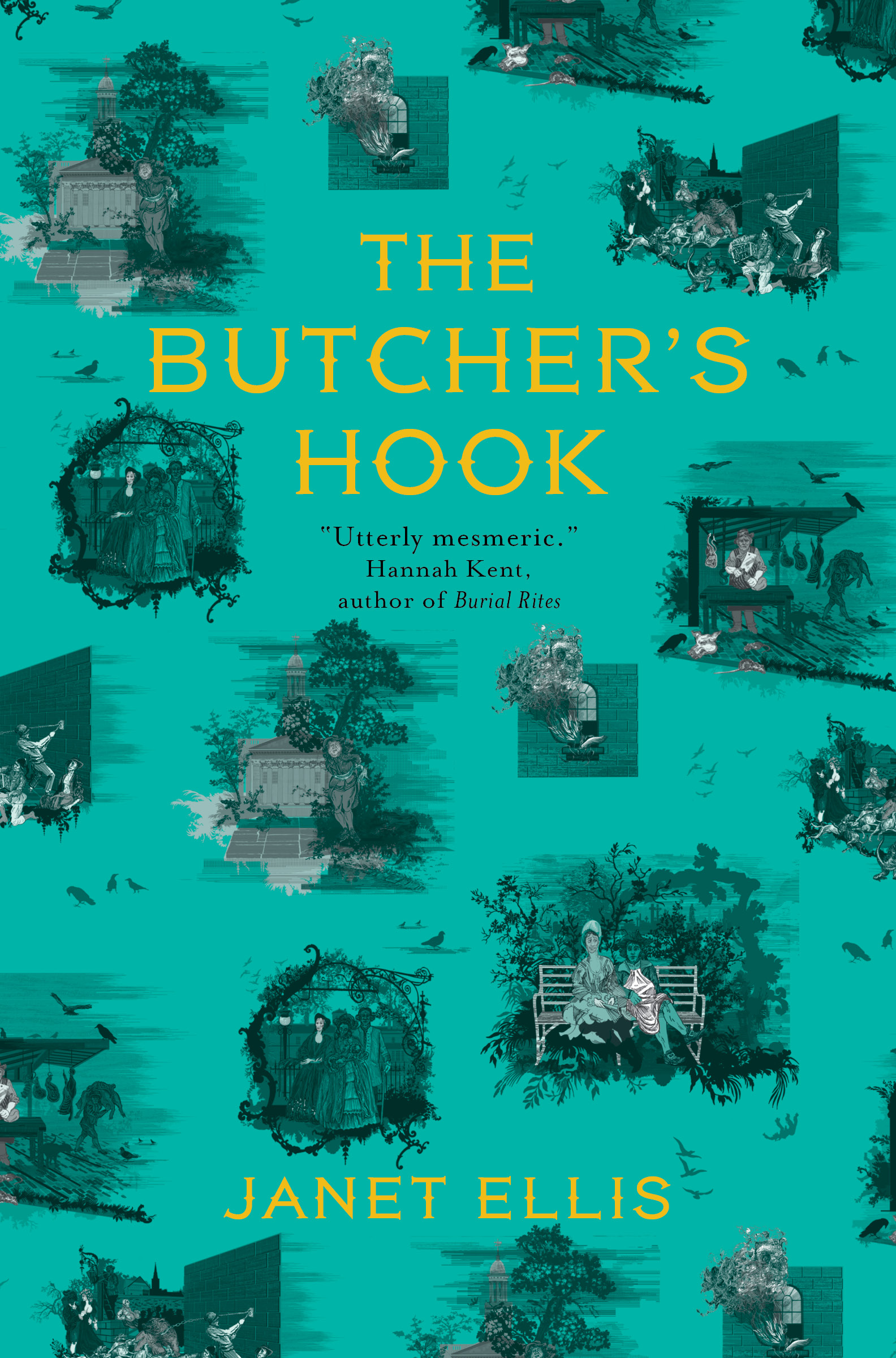 THE BUTCHER'S HOOK Written by Janet Ellis