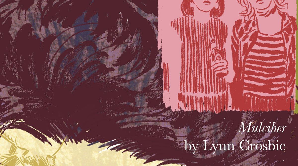 Mulciber by Lynn Crosbie Header