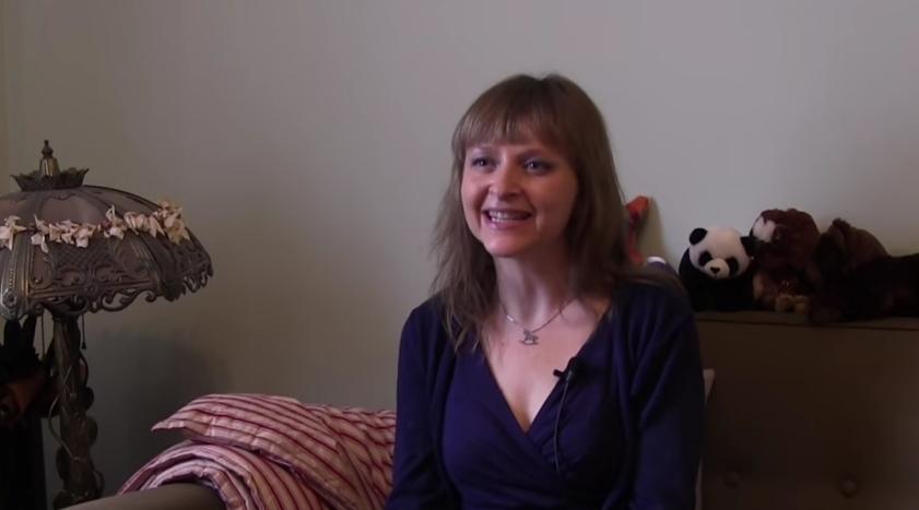 Teva Harrison Author of In-Between Days