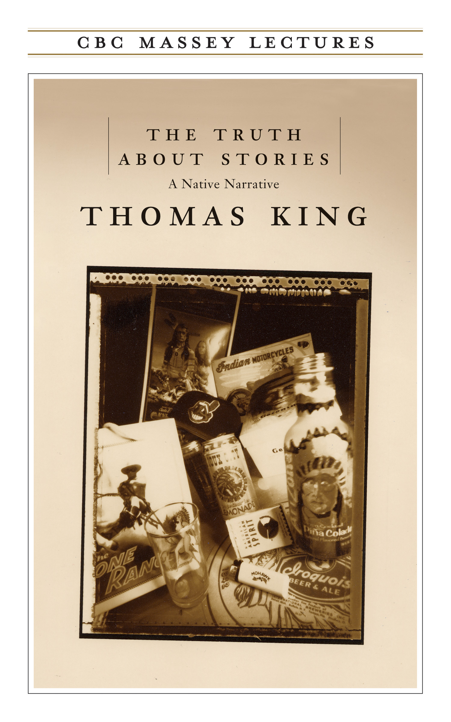 borders thomas king The short story borders written by thomas king tells about a worried mother that has pride in her culture and values where she comes from dearly.