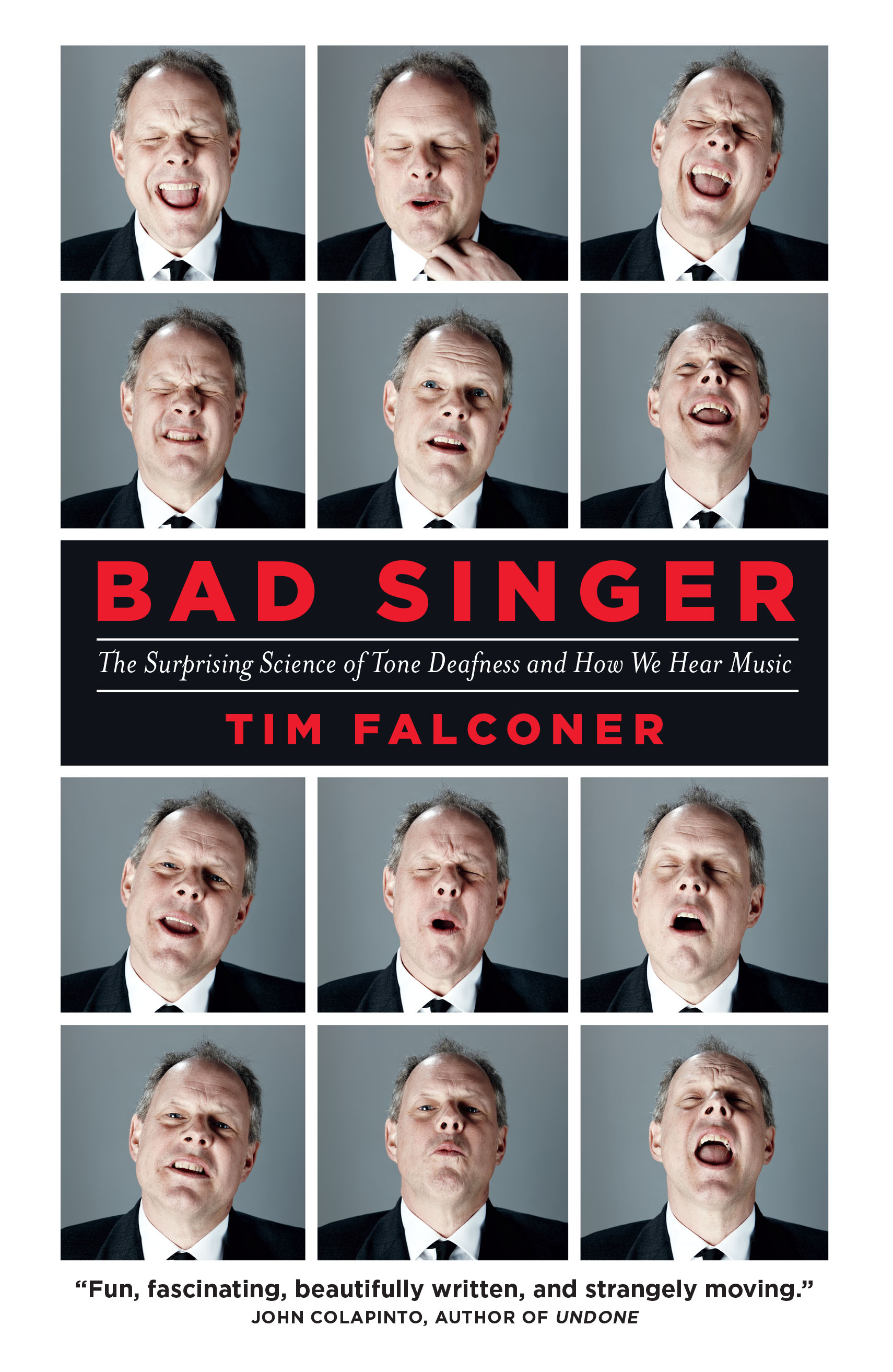 Bad Singer by Tim Falconer
