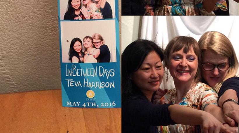 In-Between Days by Teva Harrison