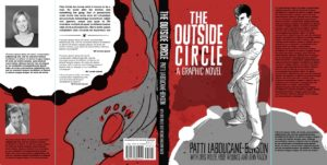 Kelly Mellings, of Pulp Studios Inc., Approved Layout for The Outside Circle by Patti LaBoucane-Benson, published by House of Anansi