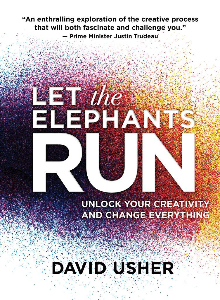 Let the Elephants Run by David Usher