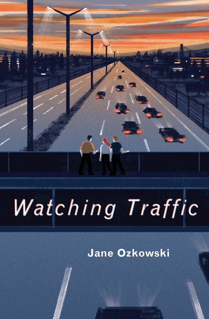 Jane Ozkowski Watching Traffic