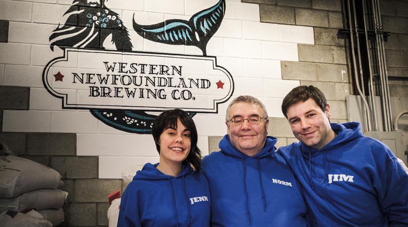 Western Newfoundland Brewing Company