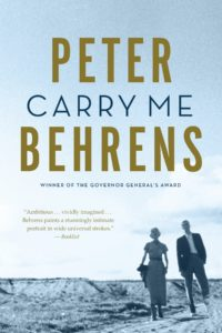 CARRY ME Written by Peter Behrens