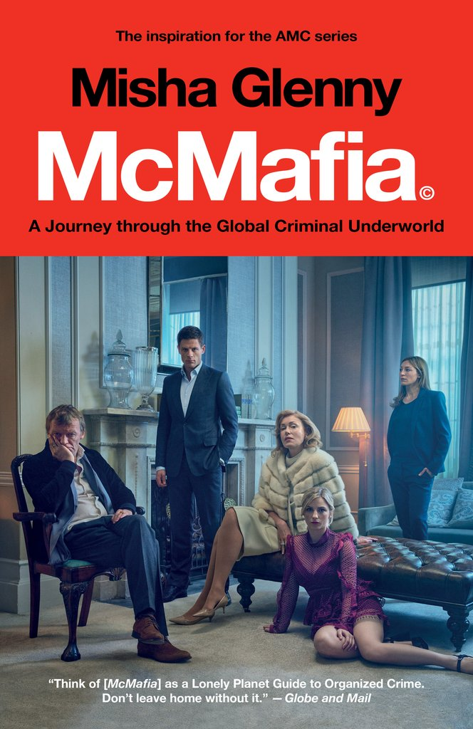 MCMAFIA Written by Misha Glenny