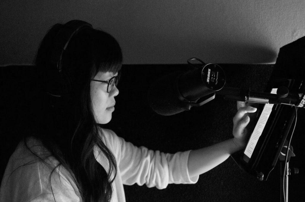 Grace Lynn Kung reads from Ian Hamilton's Ava Lee Series